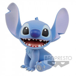 Q posket. Fluffy puffy: Stitch
