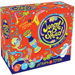 Jungle speed limited...