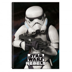 Cuaderno A4 Star Wars Rebels